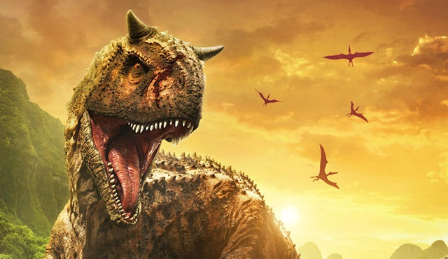 Netflix, Jurassic World Kretase Kampı'nın tanıtımını ve afişini paylaştı
