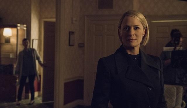 House of Cards'ın altıncı ve son sezonundan ilk görüntüler paylaşıldı!