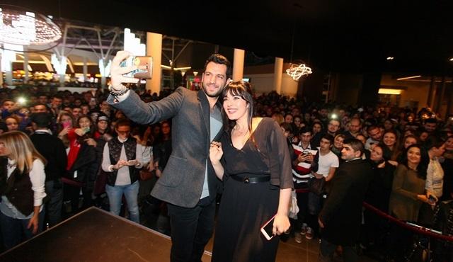 Ezgi Mola ve Murat Yıldırım, Kocan Kadar Konuş Diriliş seyircisiyle buluştu!
