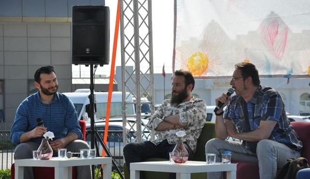 Hakan Boyav ve Ali Nuri Türkoğlu, Başakşehir İbn Haldun Üniversitesi'ne konuk oldu!