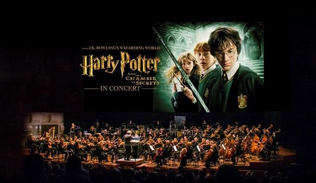 Harry Potter ve Sırlar Odası'nın kapıları, Zorlu PSM'de canlı orkestra eşliğinde aralanıyor!