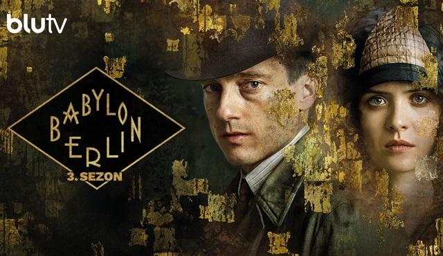 Babylon Berlin'in üçüncü sezonu BluTV'de!