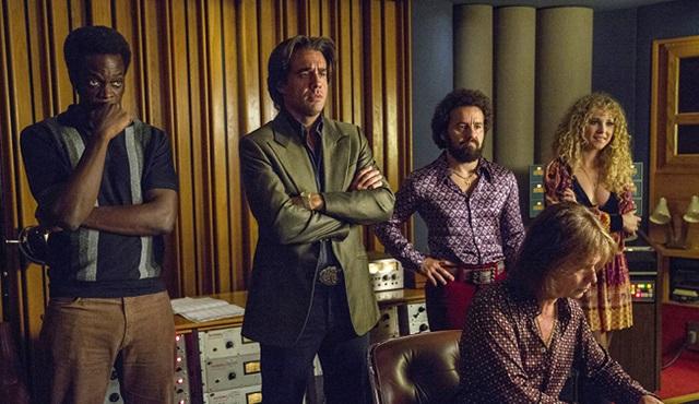 HBO, Vinyl dizisini iptal etti