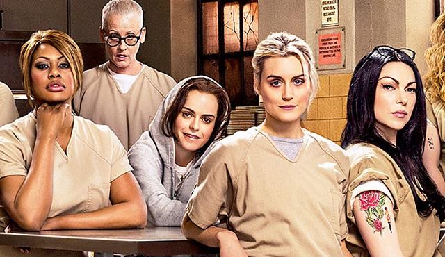 Orange is the New Black hafta içi her gün Dizimax Drama'da
