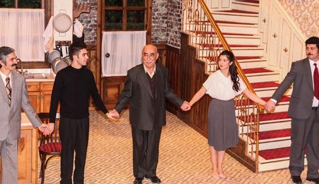 Şener Şen'in yeni oyunu Zengin Mutfağı'nın prömiyeri yapıldı!