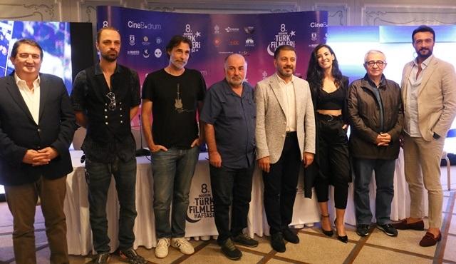 8. Bodrum Türk Filmleri Haftası, bu yıl 13 Eylül'de başlıyor