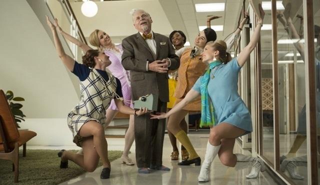 Mad Men: Reklamcılığın Altın Çocukları vedaya hazırlanıyor