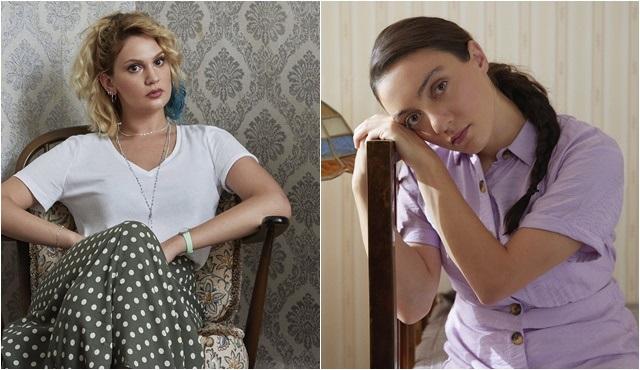 Farah Zeynep Abdullah ve Merve Dizdar, Masumlar Apartmanı'nda!