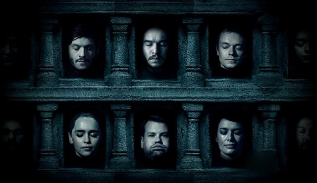 James Corden'den Game of Thrones parodisi