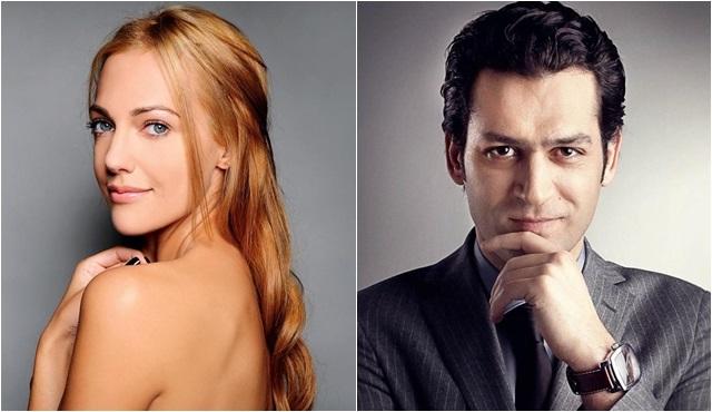 Meryem Uzerli'nin partneri Murat Yıldırım oldu!