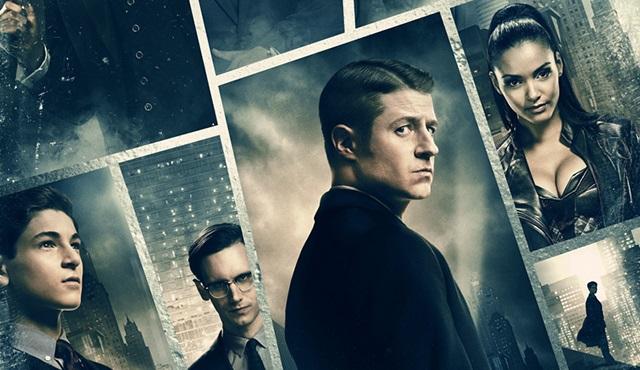 Gotham'ın 2. sezonu için yeni poster paylaşıldı