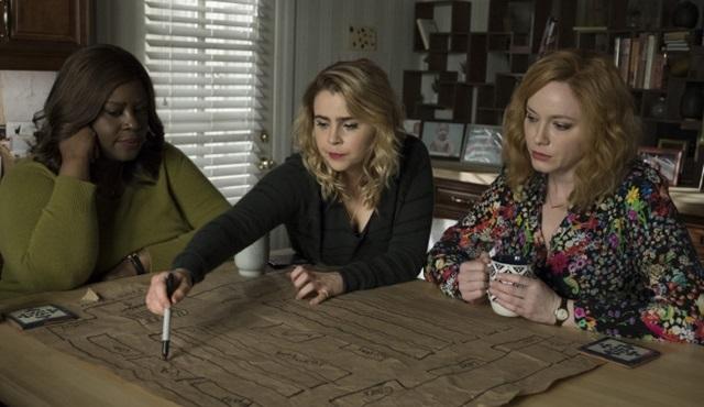 Good Girls'ün 3. sezonunun bölüm sayısı arttı