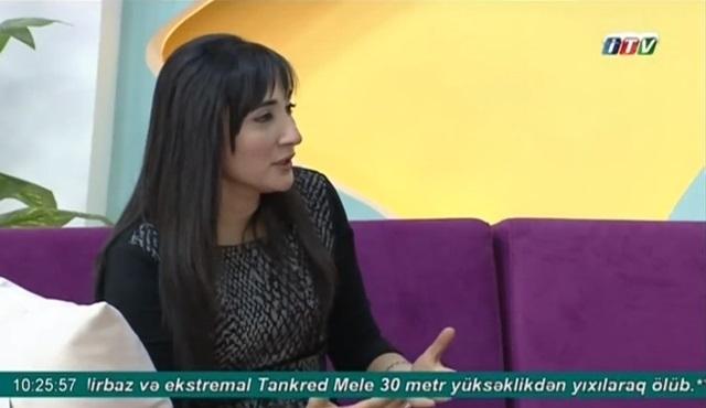 Müge Anlı'nın ''Sevgi İzi'' kampanyasına Azerbaycan'dan destek!