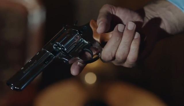 Silahı boş kabadayı