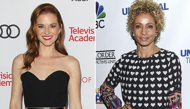 Sarah Drew'un yeni dizi projesi belli oldu: Cagney And Lacey