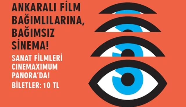Bağımsız Sanat Filmleri Rüzgârı Panora AVM'de!
