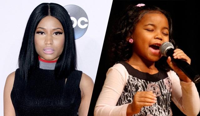 Nicki Minaj'ın gençliğini anlatacak dizinin başrolü belli oldu