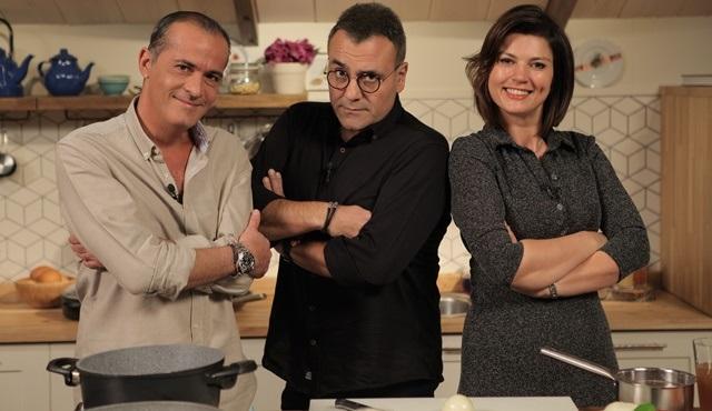 Memet Özer ile Mutfakta'ya Mesut Yar ve Açelya Akkoyun konuk olacak!