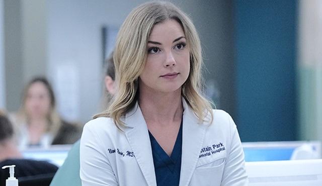 Emily VanCamp, The Resident dizisinden ayrıldı
