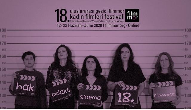 18. Uluslararası Gezici Filmmor Kadın Filmleri Festivali başlıyor!