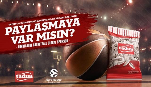 Euroleague Basketball Global Sponsoru Tadım, Final Four'a hazır!