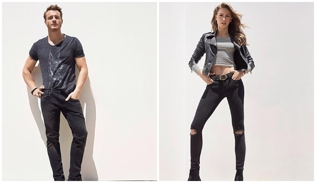 Here is the Mavi commercial with Kerem Bürsin and Serenay Sarıkaya!