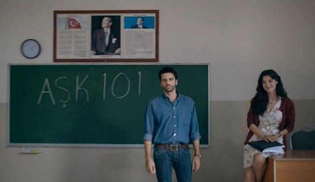 Netflix Türkiye dizisi Aşk 101'den ilk tanıtım yayınlandı!