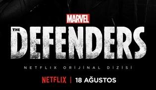 Marvel's The Defenders dizisinin resmi afişi ve takım fragmanı yayınlandı