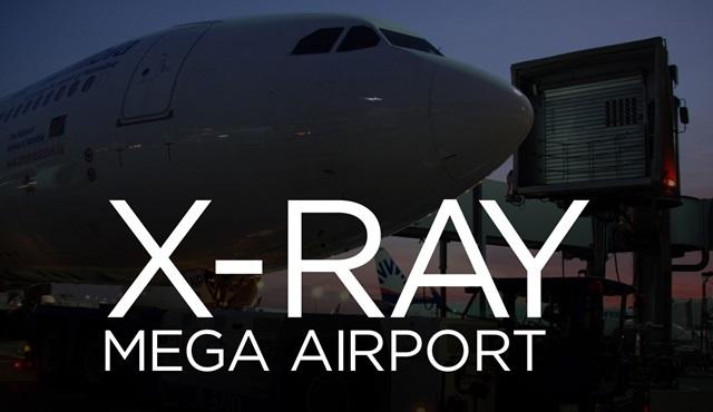 Mega Havalimanı yarın DMAX'te başlıyor
