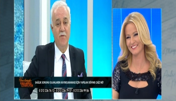 Nihat Hatipoğlu'ndan ''Sevgi İzi'' kampanyasına destek!