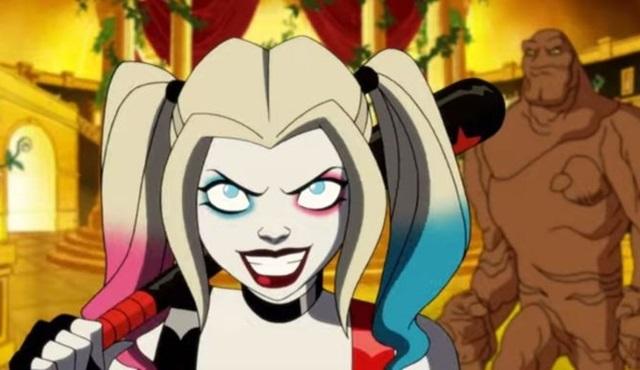 Harley Quinn'in animasyon dizisi 29 Kasım'da başlıyor