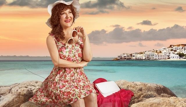 Sumru Yavrucuk'tan ses getiren tek kişilik komedi: Shirley