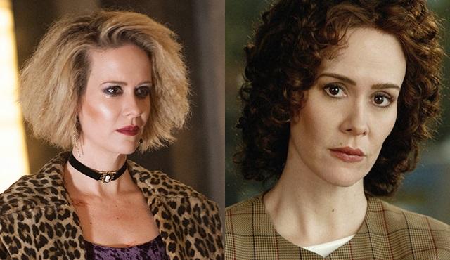 American Crime Story vs American Horror Story: Sarah Paulson'ın muhteşem değişimi