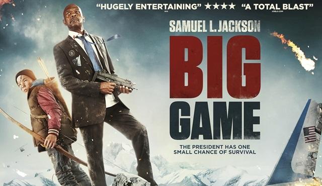 Samuel L. Jackson'ın rol aldığı ''Büyük Oyun'' Show Tv'de ekrana geliyor!