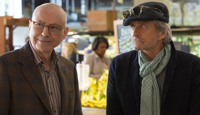 Netflix'in Michael Douglas'lı dizisi The Kominsky Method, 16 Kasım'da başlıyor