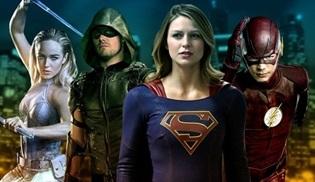 Arrow, The Flash, LoT ve Supergirl ortak bölümlerinde neler olacak?