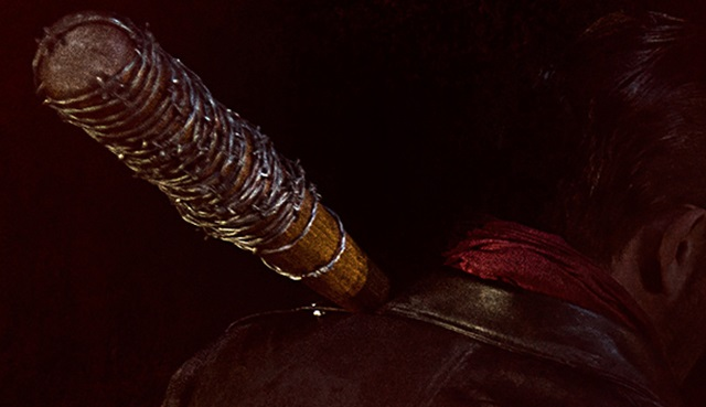 The Walking Dead: Negan'ın yer aldığı ilk kare paylaşıldı