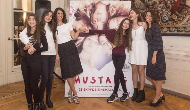 Fransa'nın Oscar adayı Mustang'in ekibi İstanbul'da buluştu!