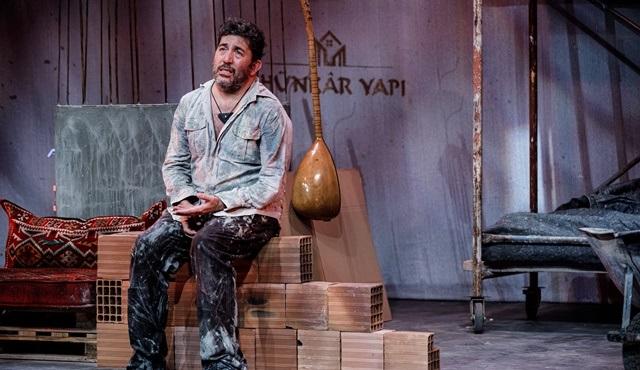Duru Tiyatro yeni sezonu Irgat oyunuyla açıyor!