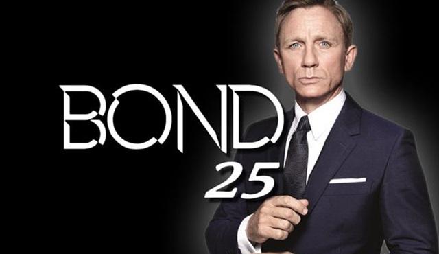 Bond 25'ten ilk görüntüler yayınlandı!
