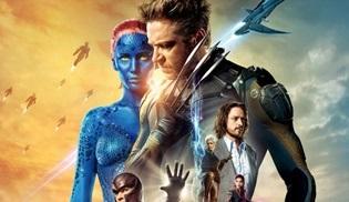 X-Men: Geçmiş Günler Gelecek filmi Tv'de ilk kez atv'de ekrana gelecek!