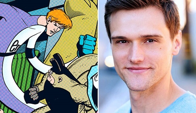 Hartley Sawyer, The Flash'ın kadrosuna dahil oldu