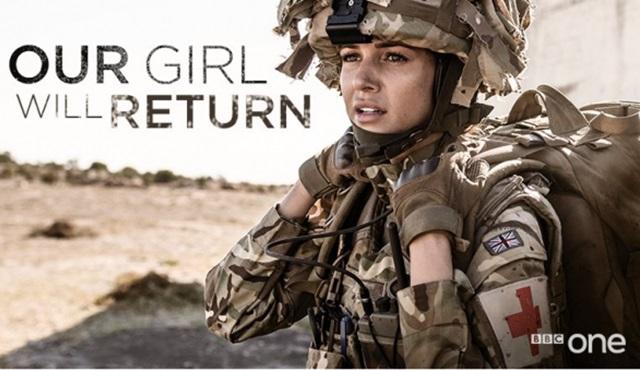 BBC One, Our Girl dizisine üçüncü sezon onayı verdi