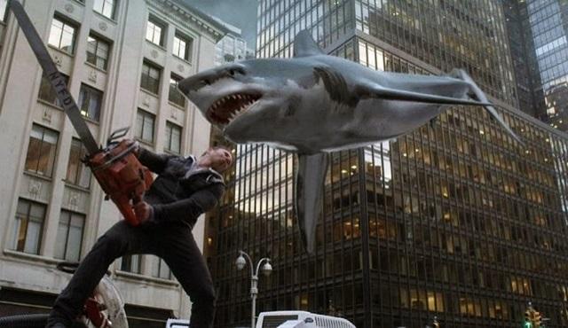 TV'de ilk kez: Köpekbalığı İstilası 2