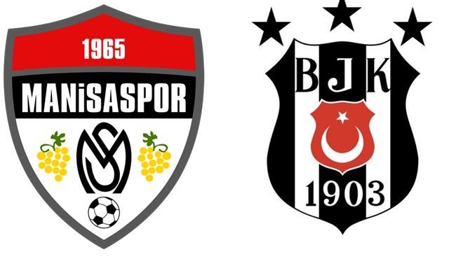 Grandmedical Manisaspor - Beşiktaş karşılaşması a2'de ekrana gelecek!