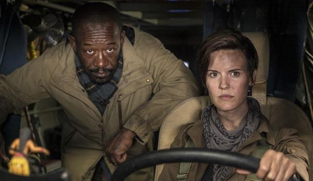 Fear the Walking Dead Pazartesi DMAX'te başlıyor