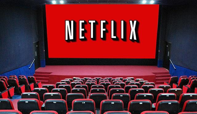 Kahraman Netflix süper sinemaseverlere karşı