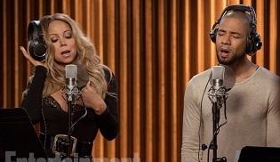 Empire: Mariah Carey yüzünü gösterdi!