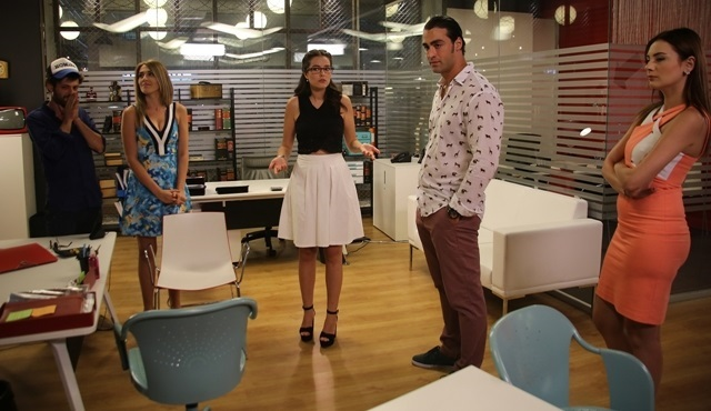 Demir and Nil drift apart in Ne Münasebet