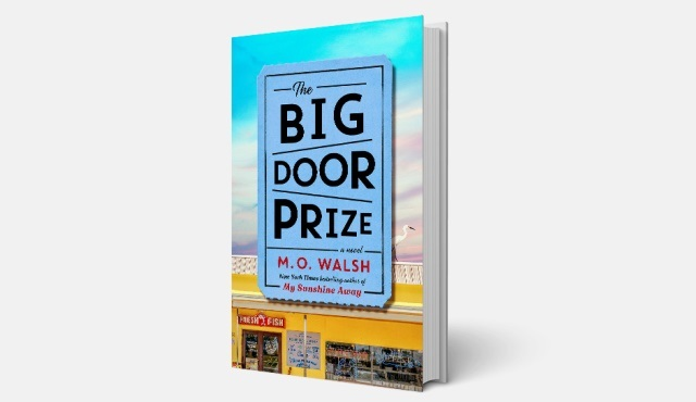 Apple'dan bir roman uyarlaması dizi daha geliyor: The Big Door Prize